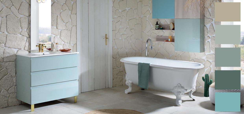 Salle de bain lumen - Sanijura