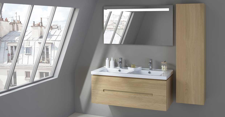 Photo Salle De Bain Sous Comble comment aménager une salle de bain sous comble ? - sanijura
