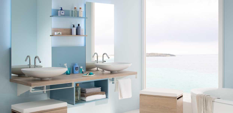 Decorez Votre Salle De Bain Avec Le Style Bord De Mer Et